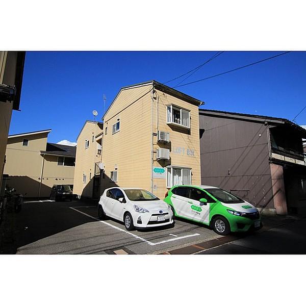 ロフトボーイ【ホームズ】建物情報|石川県金沢市天神町1丁目2-62