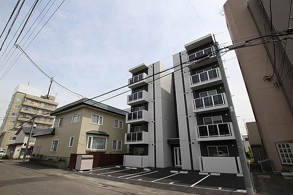 札幌市白石区菊水八条2丁目マンション【ホームズ】建物情報 ...