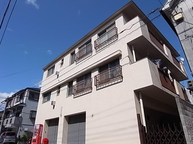 ホームズ】市庭ライフの建物情報|兵庫県西宮市市庭町3-17
