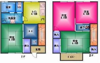 ホームズ】田村ハイツ -階の建物情報|静岡県三島市安久206-2