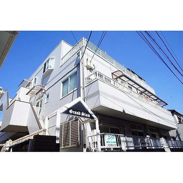 ホームズ】グランドスラムの建物情報|東京都葛飾区東金町3丁目9-8
