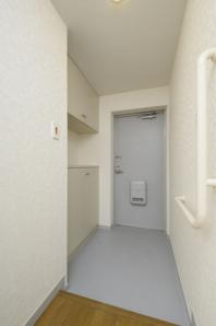 ヴェルジュ140の玄関