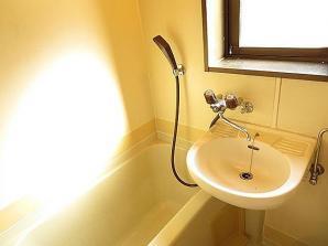ライフK-3の風呂