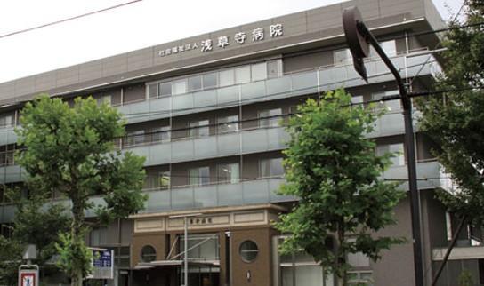 病院 浅草寺
