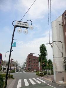 長崎ビルの周辺