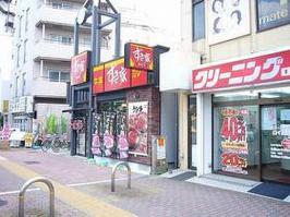 CASA千川の周辺