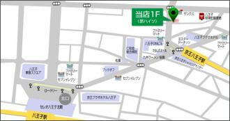 シャルムエイトの地図