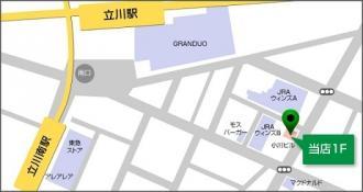アダージオの地図