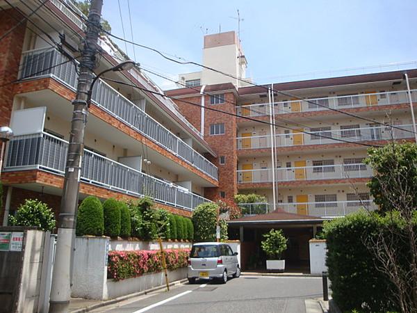 「近鉄ハイツ新宿(東京都新宿区若松町18-4)」の画像検索結果