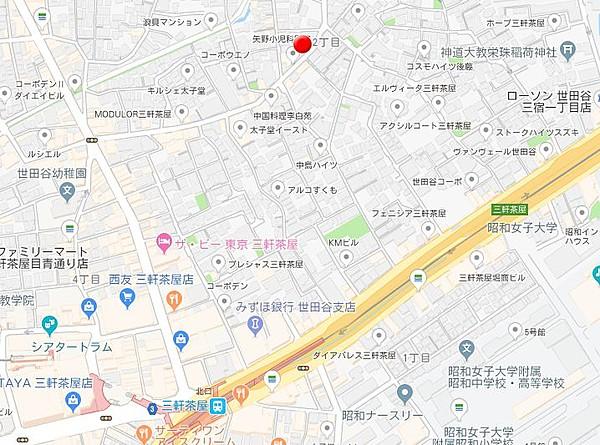 loge三軒茶屋 ホームズ 建物情報 東京都世田谷区太子堂2丁目34 2