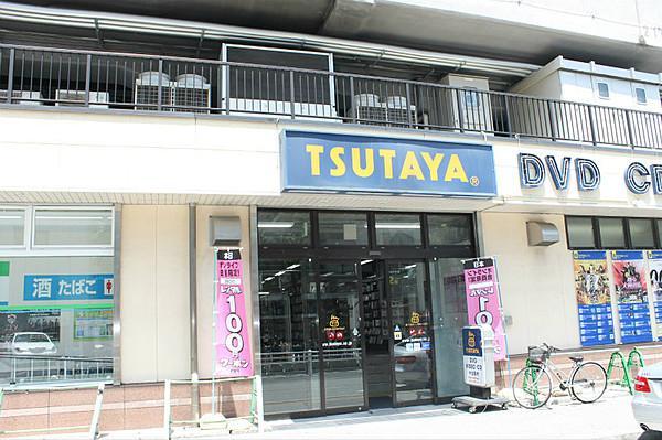 ツタヤ 六甲 道