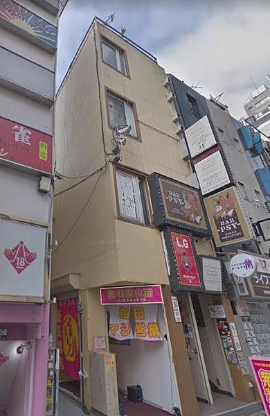 歌舞伎町 郵便局