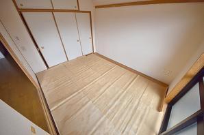 ヴェルジュ140の寝室