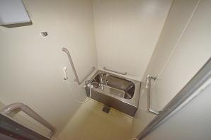 ヴェルジュ140の風呂