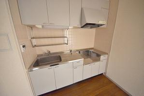 ヴェルジュ140のキッチン