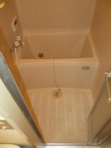 フェステ140の風呂