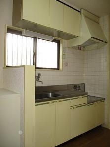 フェステ140のキッチン