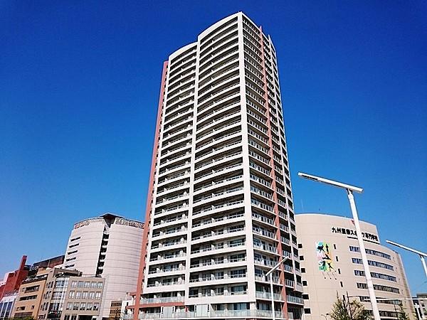 ホームズ 小倉タワーの建物情報 福岡県北九州市小倉北区馬借1丁目1 17
