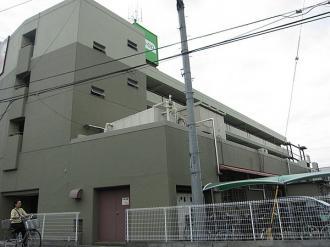 藤栄マンションの外観